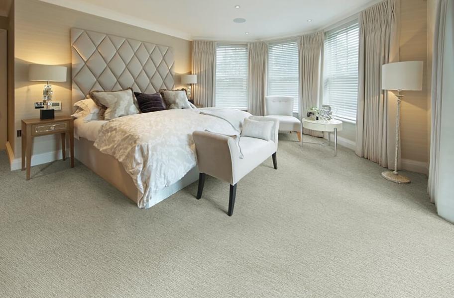 Beige Bedroom Flooring: Masland Dorado Carpet Roll