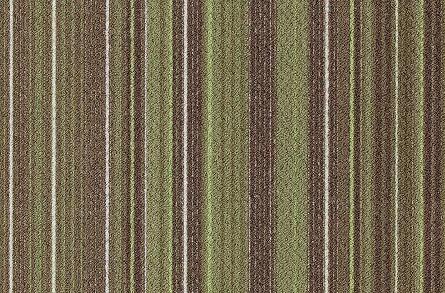 Bright Colored Carpets: Joy Carpets Parallel Carpet Tile