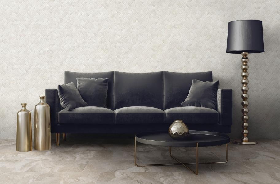 Retro Tile Floors: Daltile Archaia