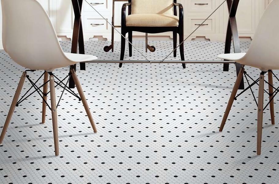Retro Tile Floors: Shaw Coolidge