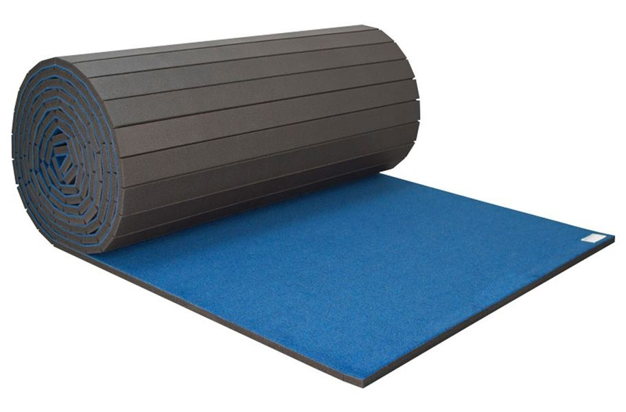 Roll out home cheer mat