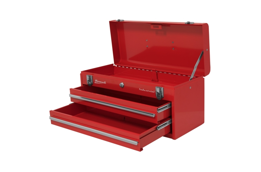 Homak Industrial Friction Toolboxes